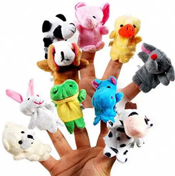 marionnettes pour les doigts