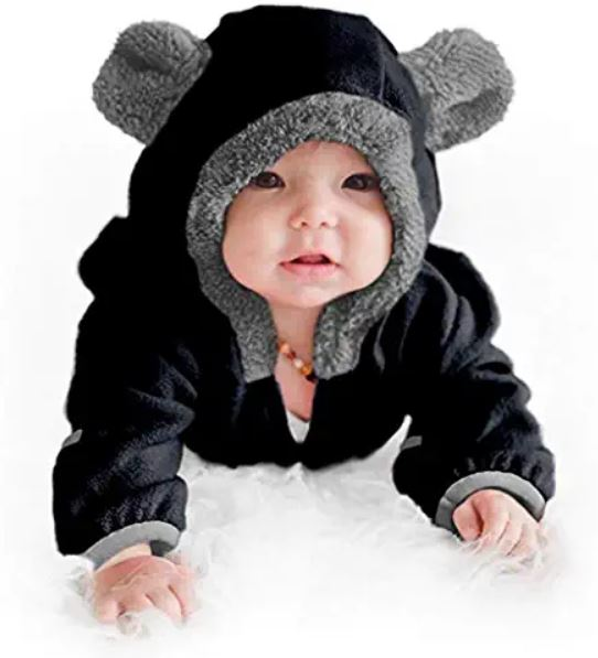 pyjama de petit ours pour bebe