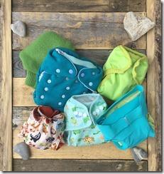 culottes de protection couches lavables