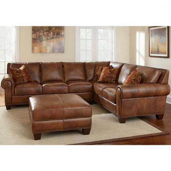 How To Choose The Best Leather Sofa Size That Fit Your
