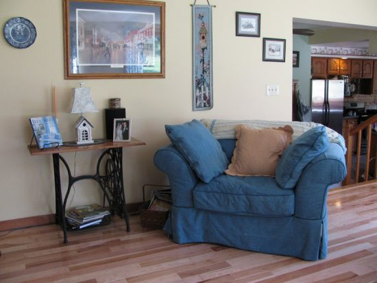 Denim Blue Sofas For Uniquely Timeless Look In Your Living