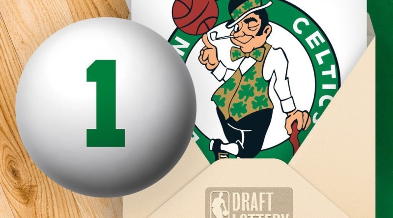 , Celtics Win The NBA Draft Lottery