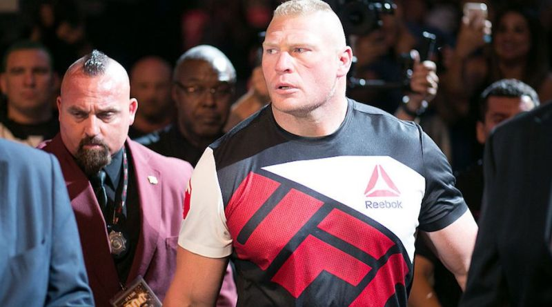 , The Brock Lesnar Problem, Yet Again