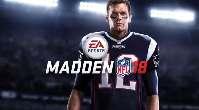 goat madden 18 tom brady football