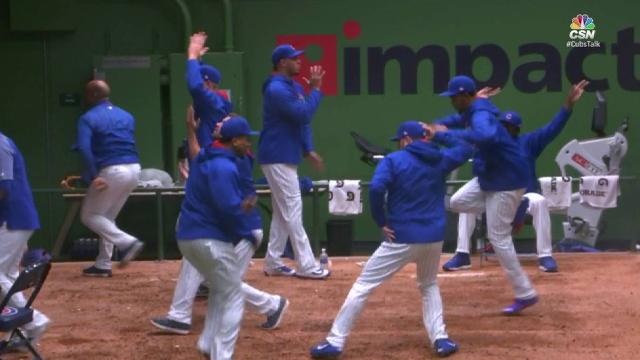 , The Cubs and Diamondbacks Gave Some A+ Rain Delay Bullpen Cam Shenanigans