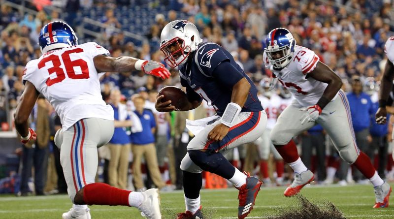 , The Patriots Have Traded Jacoby Brissett to the Colts