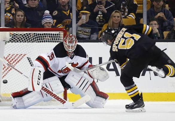 , Bruins Vs. Devils Preview