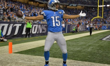 USP NFL: CHICAGO BEARS AT DETROIT LIONS S FBN USA MI