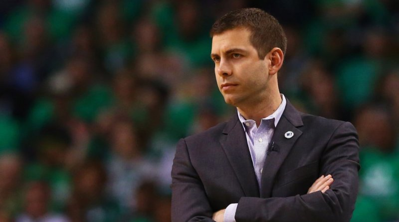 , Brad Stevens Named Eastern Conference Coach of the Month
