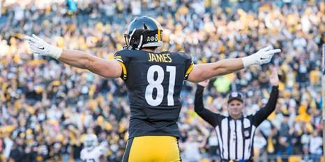2015 Regular Season Oakland at Pittsburgh