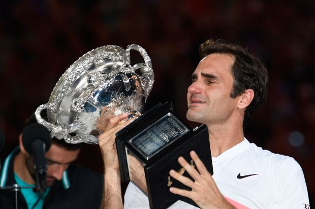 , Roger Federer Is The GOAT And The PeRFect Athlete