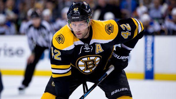 david backes hockey bruins suspension