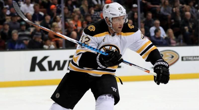 Backes Bruins Hockey Rink