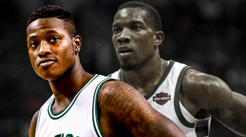 separation shoes 33eab 67fa8 Terry Rozier & Eric Bledsoe Get In The Boxing Ring -
