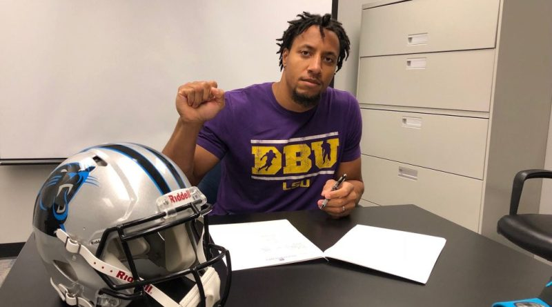 Eric Reid, Safety Eric Reid Signs With Carolina Panthers