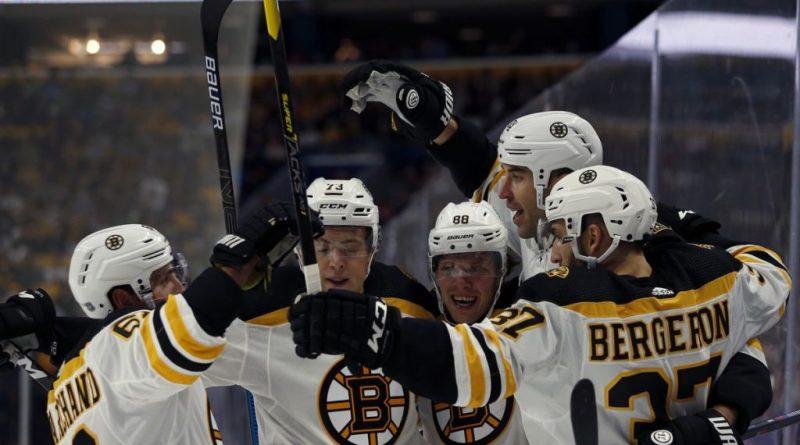 Boston Bruins, Bruins Bounce Back Against Sabres