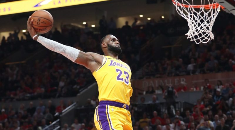 Lakers, Are Lebron and the Lakers all Hype and no Results?