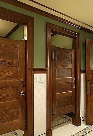 Ireland, Ireland Is A Millennium Ahead of the USA Because of Their Bathroom Stall Doors & We Look Like American Chumps