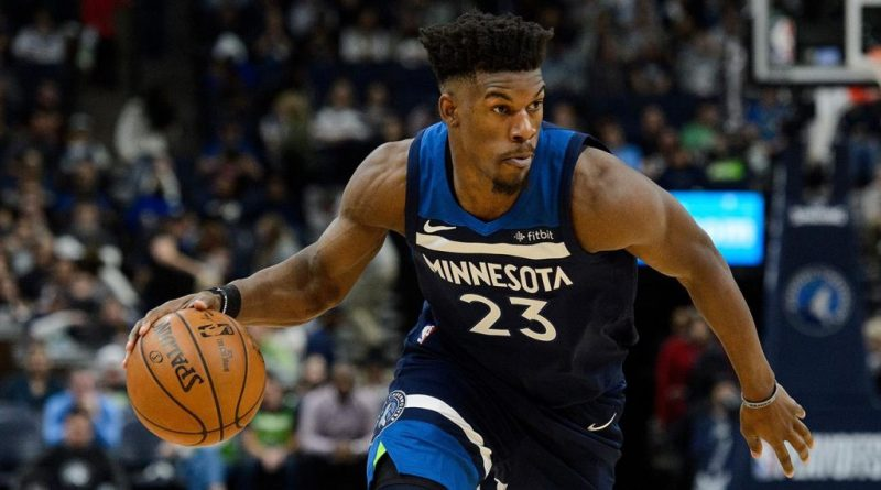 Jimmy Butler, Jimmy Butler Went Bananas at Timberwolves Practice Today