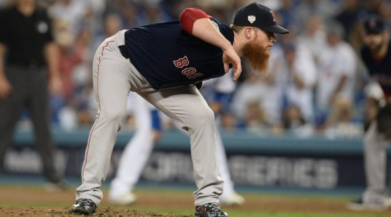 Craig Kimbrel offseason 2018 MLB closer
