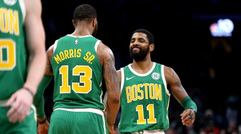 Kyrie Irving, WATCH: Kyrie Irving Gives Homeless Man All of the Money From His Pockets