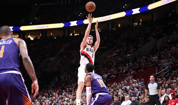 Jake Layman, Future Hall of Famer Jake Layman Puts Up 24 in His First Game Back