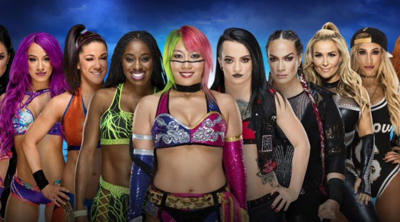WWE Women's Division, 2018: The Rise of the WWE Women's Division