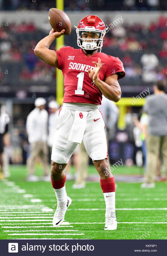kyler murray, Is Kyler really going to do the A's like that? Murray reportedly declaring for NFL draft