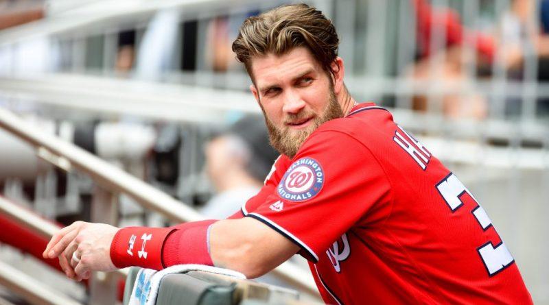 Bryce Harper, Breaking: Bryce Harper Signs A Mega Deal