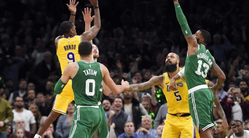 Celtics, Celtics Lose to Lakers Thanks to Rajon Rondo
