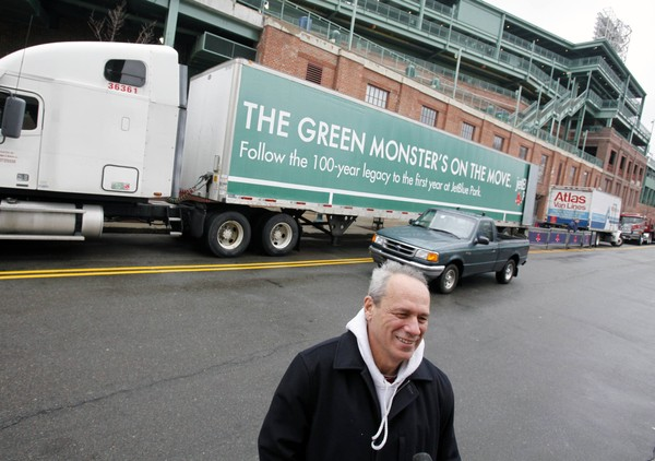Truck Day, It's Truck Day Red Sox Nation!
