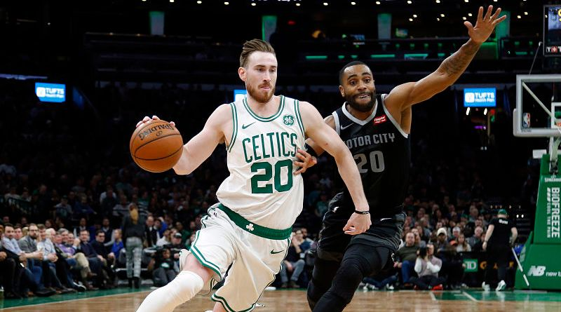 Gordon Hayward, I Think Gordon Hayward is Back