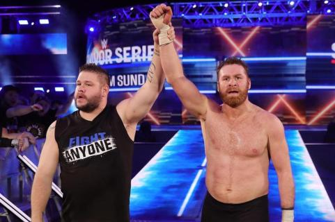 Sami Zayn and Kevin Owens, Best Possible Returns for Sami Zayn and Kevin Owens