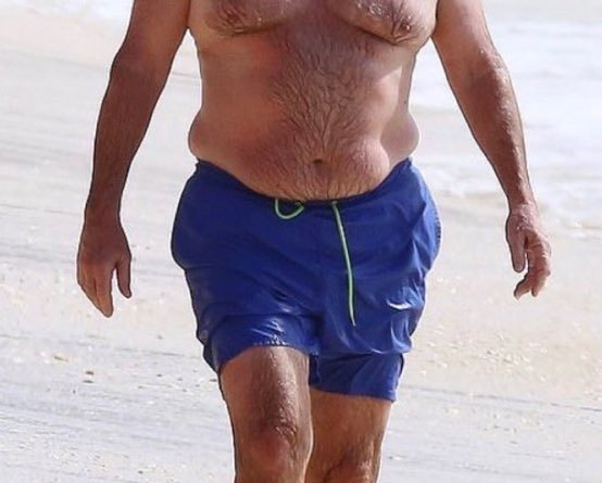Bill Belichick, After Seeing Bill Belichick Shirtless I'm Convinced He Could Beat Me Up