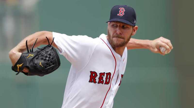 Chris Sale Opening Day, Was There Ever Any Doubt That Chris Sale Would Start Opening Day?