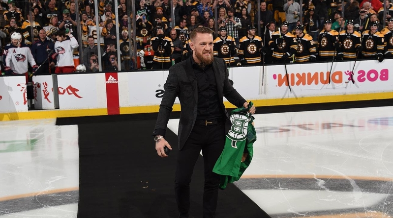 Conor McGregor, Conor McGregor Was the Mayor of Boston On St. Paddy's Weekend