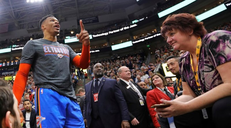 Russell Westbrook, Russell Westbrook is NOT the Bad Guy Here