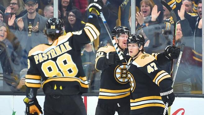 , Bruins ' Getting Healthy For Playoffs