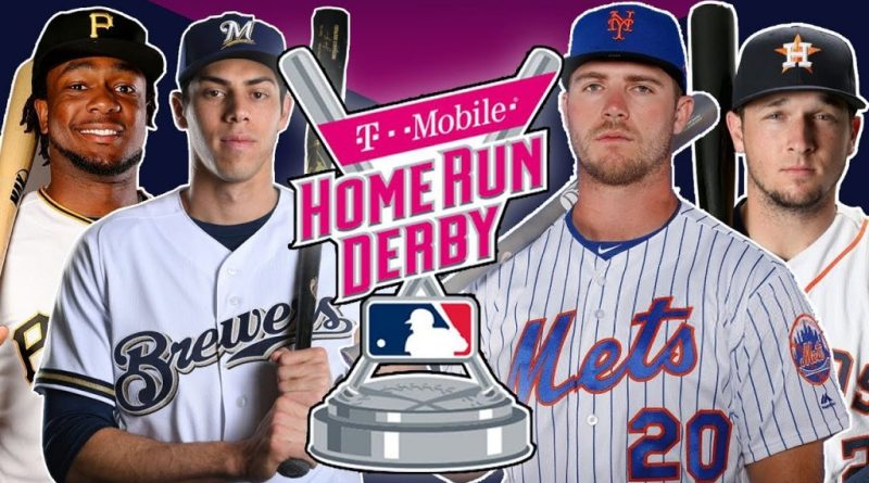 Who Won The Home Run Derby 2020.Let S Get Gassed Up For The 2019 Mlb Home Run Derby