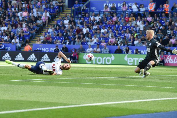 Kane Vs Leicester