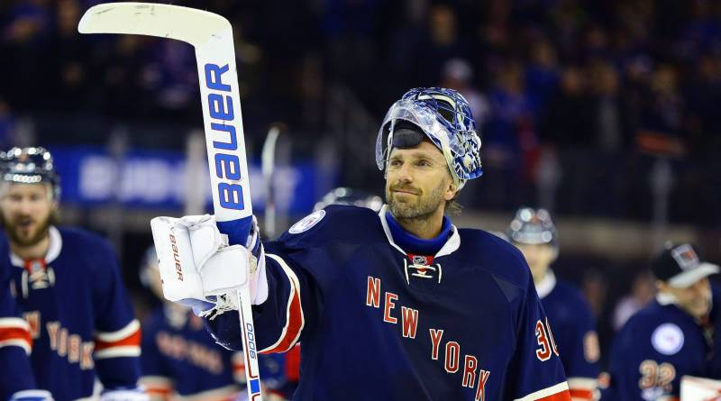 Preparing for Life Without Henrik Lundqvist