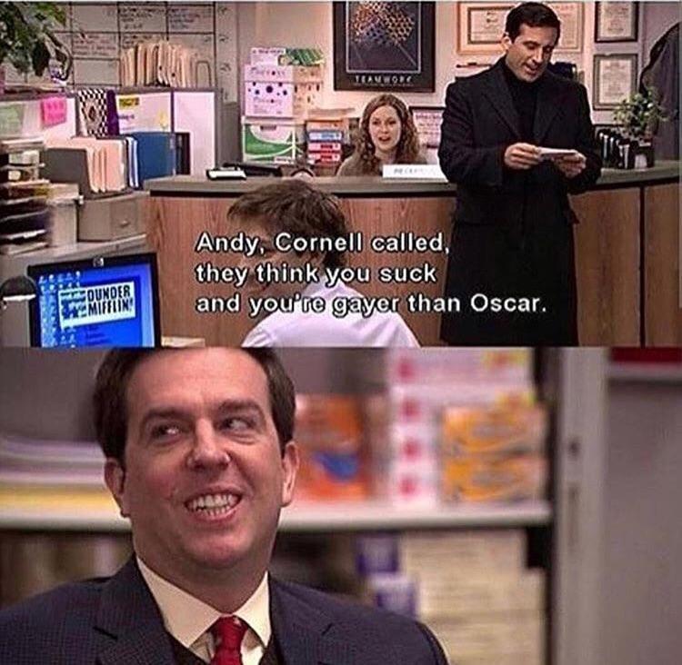 Cornell Office