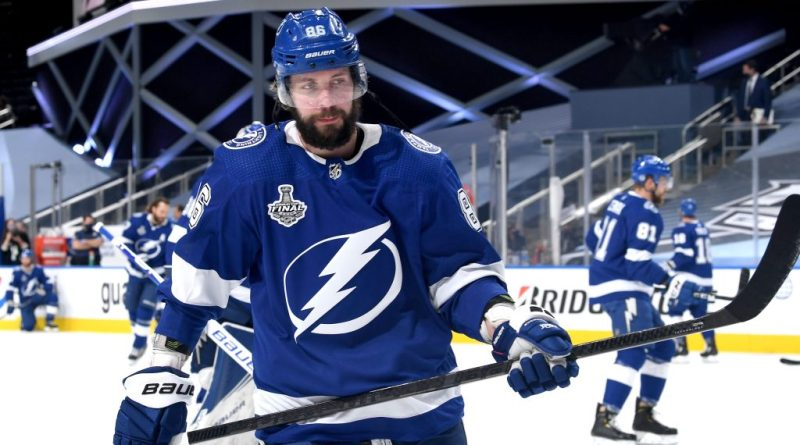 Tampa Bay Lightning forward Nikita Kucherov