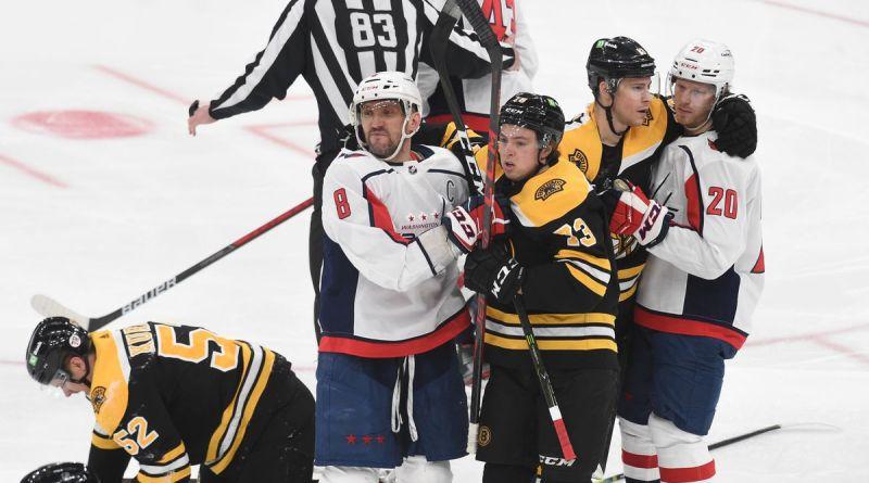Bruins Capitals