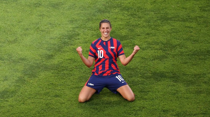 USWNT legend Carli Lloyd is ended her incredible career at the end of the 2021 season
