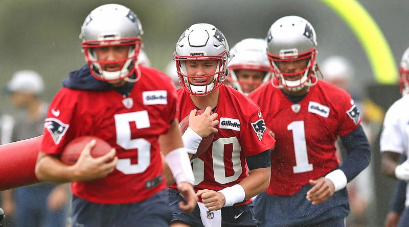 Honest Opinions About Week One Of Patriots Training Camp