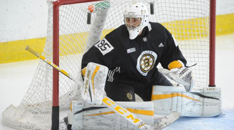 Bruins Prospect Kyle Keyser
