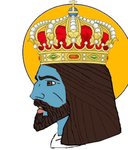 Jesus Chad Crown