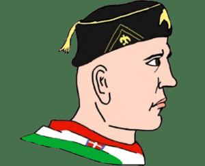 Mussolini Chad