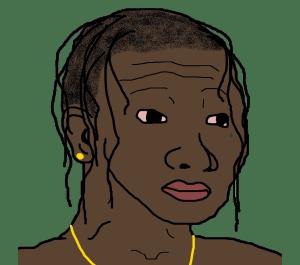 Black Wojak